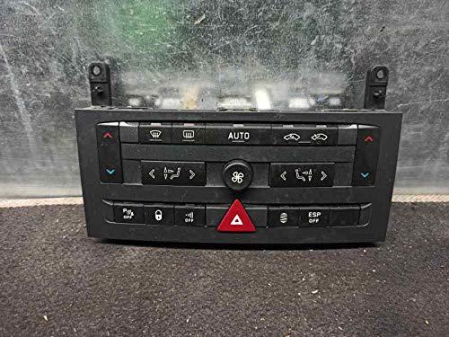 Mando Climatizador P 407 Coupe 96573322XA (usado) (id:rectp3164925)