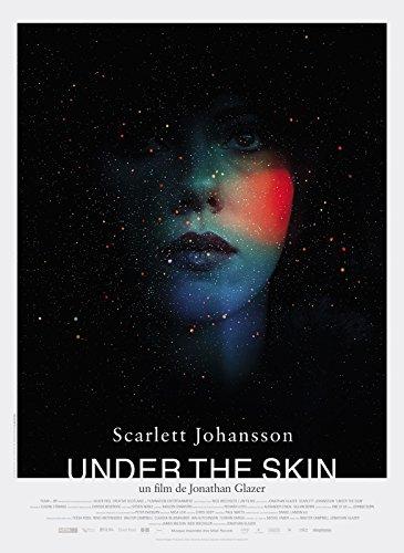Affiche Cinéma Originale Grand Format - Under The Skin (format 120 x 160 cm pliée)