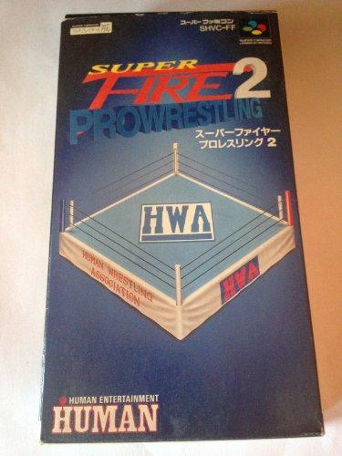 Super Fire ProWrestling 2 [Super Famicom] [Import Japan]
