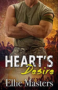 Heart's Desire: a Sizzling Rock Star Romance (Angel Fire Book 2) by [Ellie Masters]