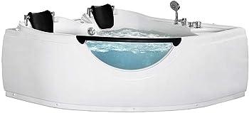 ARIEL Platinum BT150150P Whirlpool Bathtub