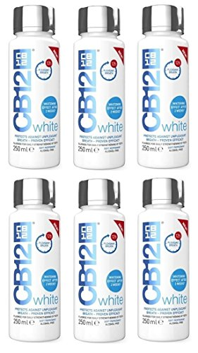 CB12 White Mouthwash 250ml (6)
