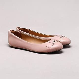 Sapatilha Couro Pink Quartz