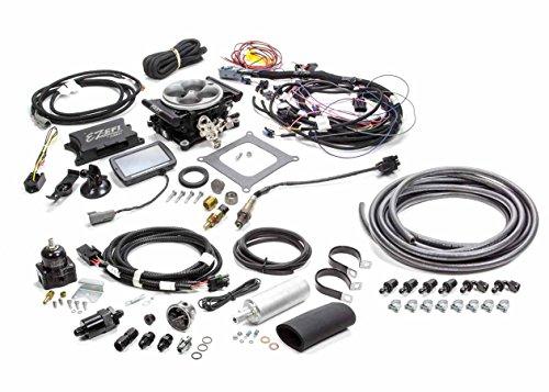 FAST 30226-06KIT EZ-EFI Fuel Self-Tuning Throttle Body Injection Kit, Throttle Body Systems (30227-06KIT)