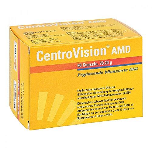 CENTROVISION AMD, 90 Kapseln, 100 g