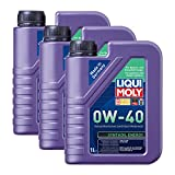 3x Liqui Moly 1360Synthoil Energy 0W-40Aceite vollsynthetisch 1L