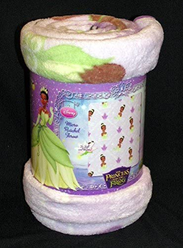 Popular product Disney Princess and SALENEW very popular! the Frog 50-Inch-by-60-Inch Star Wishes Fl