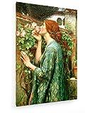 weewado John William Waterhouse - Die Seele der Rose 50x75