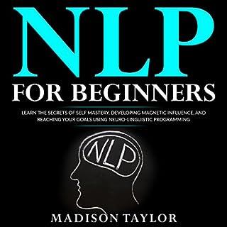 NLP for Beginners cover art