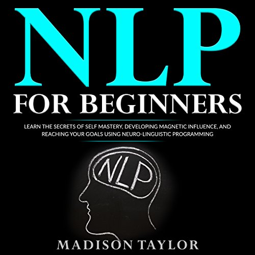 NLP for Beginners cover art
