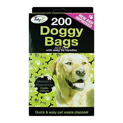 Hundekotbeutel, parfümiert, für Hunde/Katzen, 200–2000 Stück
