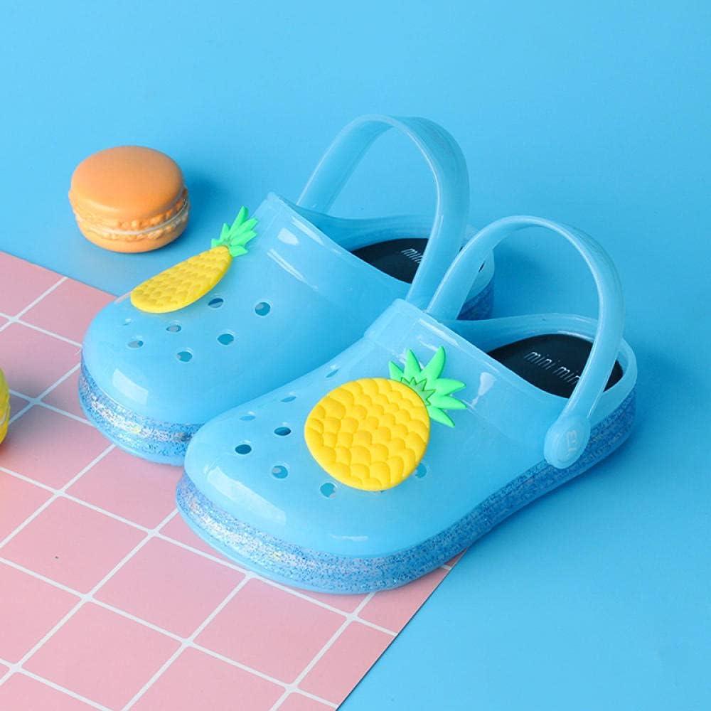 Kirin-1 2021 new Childrens Slippers Size 9 Fruit Ch Flashing Led Rapid rise