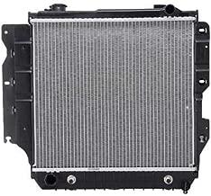 Prime Choice Auto Parts RK782 Aluminum Radiator