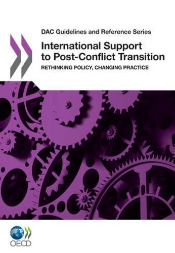 International Support to Post-Conflict Transition: Rethinking Policy, Changing Practice
