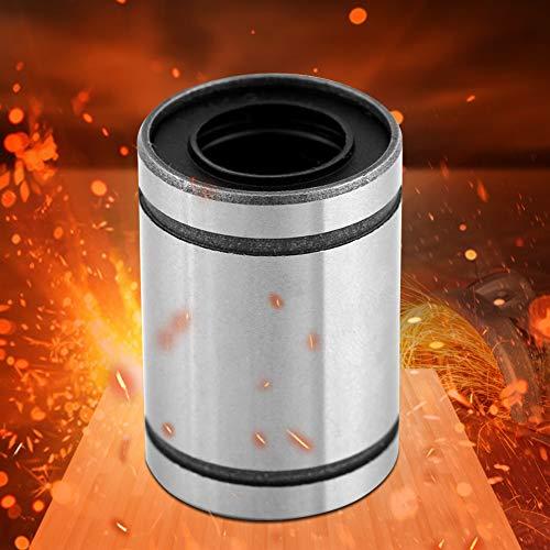 Redxiao 【𝐎𝐟𝐞𝐫𝐭𝐚𝐬 𝐝𝐞 𝐁𝐥𝐚𝐜𝐤 𝐅𝐫𝐢𝐝𝐚𝒚】 Rodamiento Lineal, rodamiento de Bolas LM10UU, rodamiento de buje, Impresora 3D de buje de Bolas para máquina de Grabado de Oficina