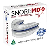 SnoreMD Schlafapnoe Medizinprodukt Einstellbarer Mundschutz gegen Schnarchen