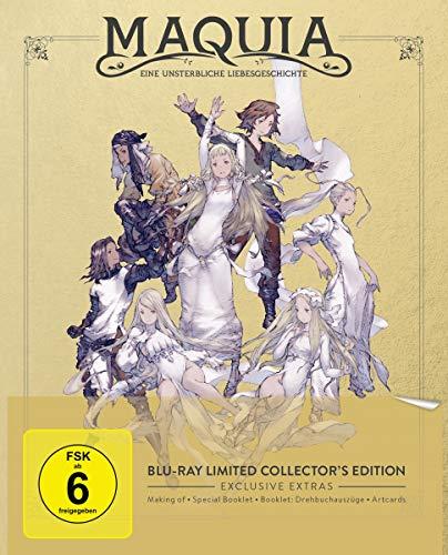 Maquia - Eine unsterbliche Liebesgeschichte [Blu-ray] [Limited Collector's Edition]
