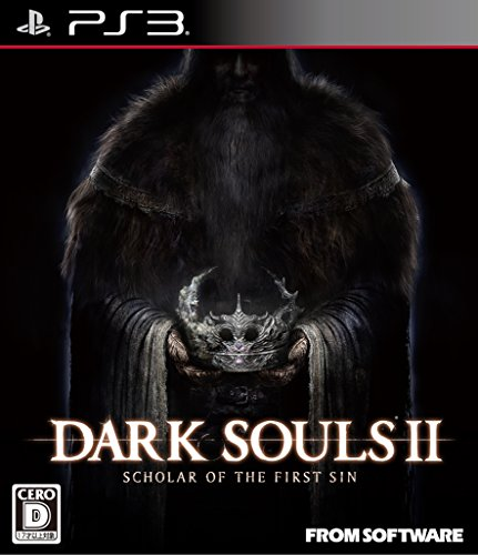 Dark Souls II Scholar Of The First Sin - First Press limited edition [PS3][Importación Japonesa]