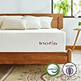 <span class='highlight'>Inofia</span> <span class='highlight'>King</span> <span class='highlight'>Memory</span> <span class='highlight'>Foam</span> <span class='highlight'>Mattress</span>,20cm Lavender Infused <span class='highlight'>Memory</span> <span class='highlight'>Foam</span> Tight Top Medium Firm <span class='highlight'>Mattress</span>,Hypoallergenic Cover, Lavender Infused for Natural Calming,CertiPUR-US,100Night Home Trial
