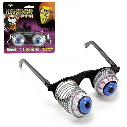 Hosfairy Halloween Party was a Surprise to the Eye Ball Party Glasses for Kids Party