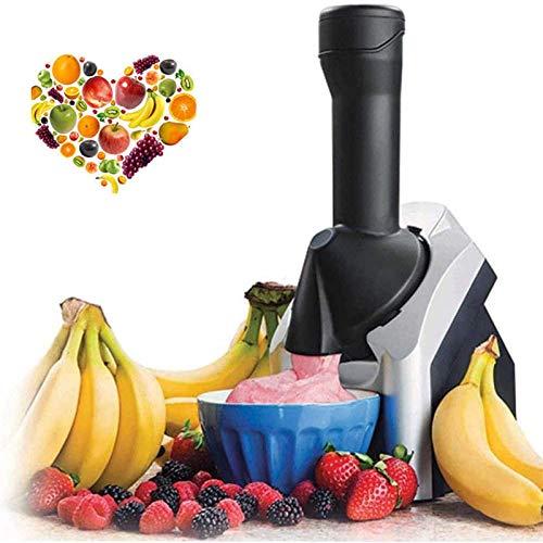 PENGYUYAN Máquina de iogurte congelada para frutas, sorvete e iogurte, máquina de sobremesas congeladas, livre de máquina para congelar, frutas e sobremesas, para uso doméstico