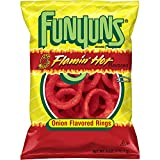 Funyuns Flamin' Hot Onion Flavored Rings, 6 oz