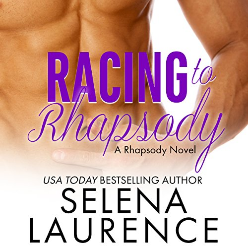 Racing to Rhapsody audiobook cover art
