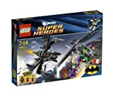 LEGO (LEGO) dogfight in the Super Heroes Batwing Gotham City 6863