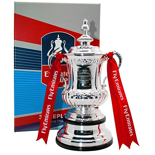 The FA Cup Pokal Trophy Replica in 3D 150 mm