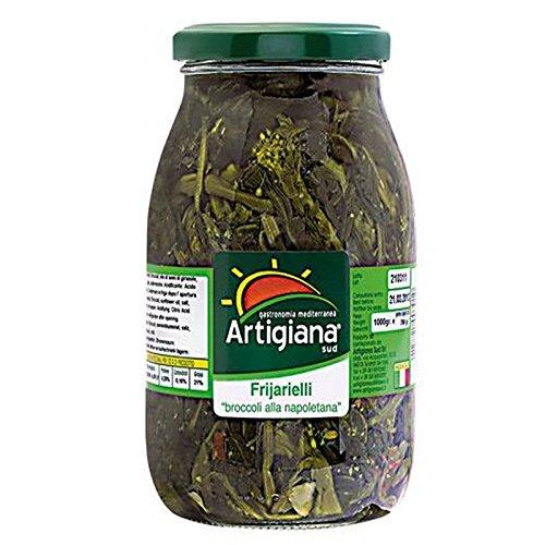 Broccoletti alla Napoletana (Frijarielli) Kg. 2,9