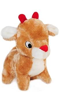 Best squeaky reindeer dog toy Reviews