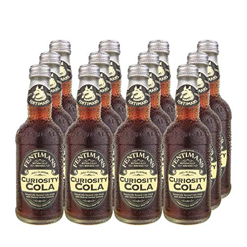 Fentimans Curiosity Cola, 12 x 275ml bottles