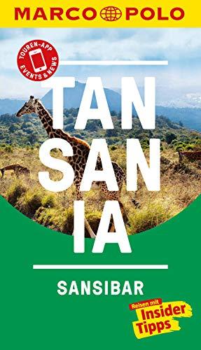 MARCO POLO Reiseführer Tansania, Sansibar: Reisen mit Insider-Tipps. Inkl....