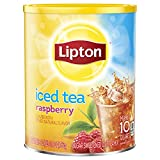 Lipton Iced Tea Mix, Raspberry 10 qt,