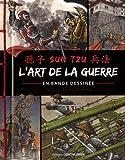L'art de la guerre en bande dessinée