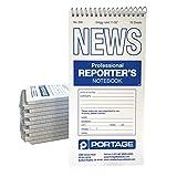 Reporter's Notebook – Spiral Notebook,...