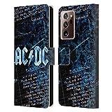 Head Case Designs Offiziell Zugelassen AC/DC ACDC Text Logo