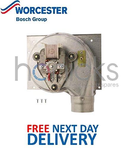 Worcester Montage Pelletheizkessel FAN 87161205670 WO1180 240 SSA6072/1