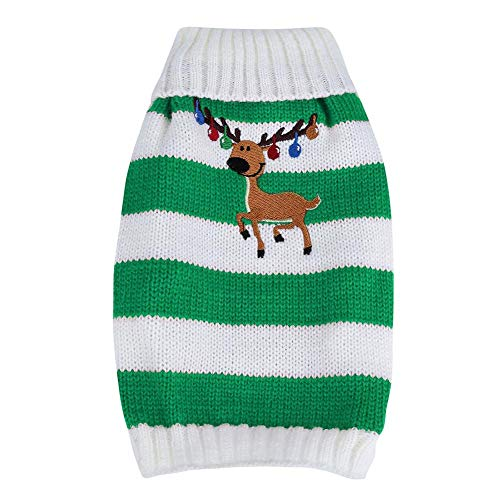 Traje de perro cachorro, suéter de moda para mascotas, para decoración diaria...