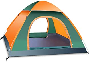Waterproof Instant Pop Up Tent 3-4 Person Camping Tent,...