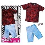 Mattel Streetwear Style | Ken Trend Fashion | Barbie GHX50 | Ropa para muñecas