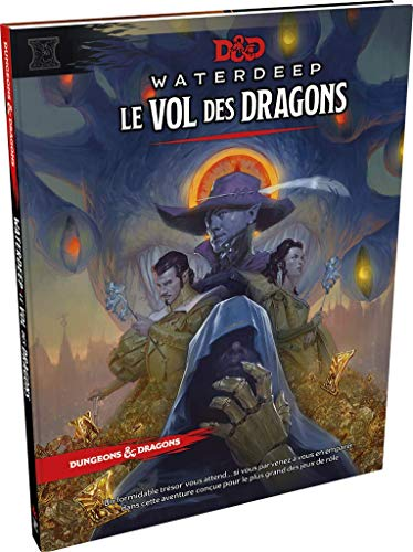 Gale Force Nine GF974003 Dungeons y Dragons: Tyrants of The Underdark Expansion...