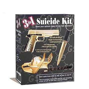 Suicide Kit, Vol. 3