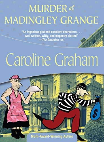 Murder at Madingley Grange: Inspector Barnaby #5