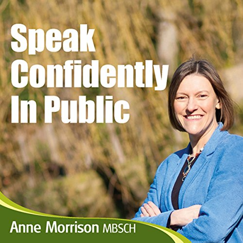 Speak Confidently in Public audiobook cover art