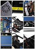 Schwarz 3D Drucker, Dual-Extruder Desktop Rapid Prototyping - 6