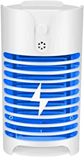 ANEAR Bug Zapper, Mosquito Killer Lamp Light UV LED Insect Killer Electric Fly Zapper Chemical-Free Nontoxic Odorless Safe...