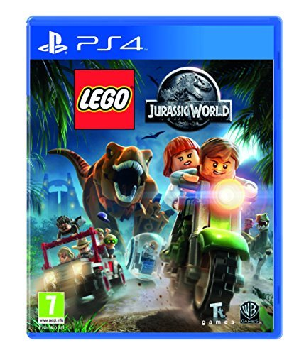 LEGO Jurassic World (PS4) by Warner Bros. Interactive Entertainment