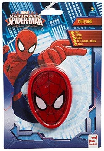 Marvel Spiderman Knete