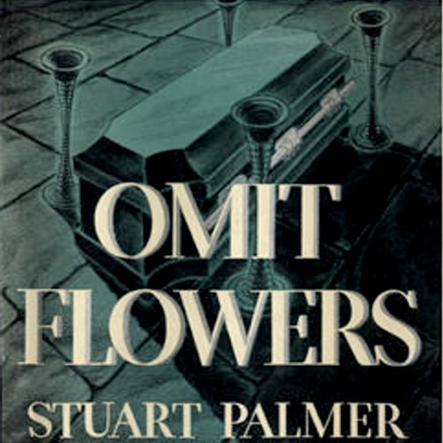 Omit Flowers audiobook cover art